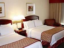 Room at Charlotte Marriott City Center, Charlotte, NC