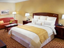 Room at Charlotte Marriott SouthPark, Charlotte, NC
