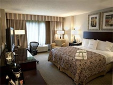 Room at Doubletree Hotel Charlotte Airport, Charlotte, NC
