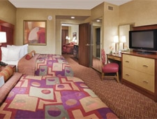 Room at Embassy Suites Charlotte-Concord/Golf Resort & Spa, Charlotte, NC