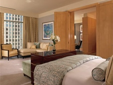 Room at The Ritz-Carlton, Charlotte, Charlotte, NC