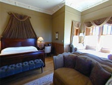 Room at Wentworth Mansion, Charleston, SC