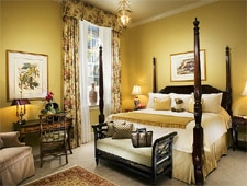 Room at Planters Inn, Charleston, SC