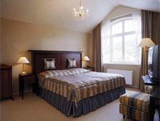 Room at Grandhotel Pupp, Karlovy Vary, CZ