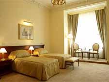 Room at Savoy Westend Hotel, Karlovy Vary, CZ