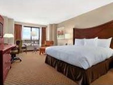Room at Hilton Washington Dulles Airport, Herndon, VA