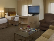 Room at Hyatt Dulles, Herndon, VA