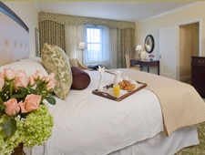 Room at Omni Shoreham Hotel, Washington, DC