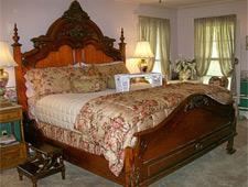 Room at Azalea Plantation, Fort Worth, TX