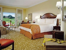 Room at Four Seasons Resort and Club Dallas at Las Colinas, Irving, TX