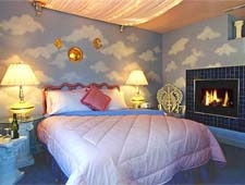 Room at Blue Skies Inn, Manitou Springs, CO