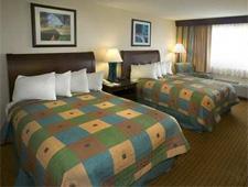 Room at Doubletree Hotel Denver, Denver, CO
