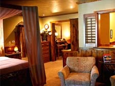 Room at The Highland Haven Creekside Inn, Evergreen, CO