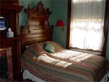 Room at Lumber Baron Inn, Denver, CO