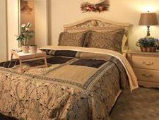 Room at Alikar Gardens Resort, Colorado Springs, CO