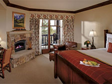 Room at The Ritz-Carlton, Bachelor Gulch, Avon, CO