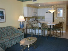 Room at Wyndham Ocean Walk Resort, Daytona Beach, FL