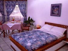 Room at Hotel Silberstein, Puerto Ayora, Santa Cruz