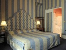 Room at Grand Hotel des Templiers, Reims, FR