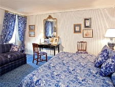 Room at Chateau Les Crayeres, Reims, FR