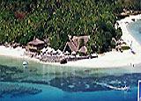 Room at Castaway Island, Fiji, Castaway Island, FJ