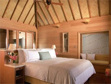 Room at Four Seasons Resort Bora Bora, Motu Tehotu, PF