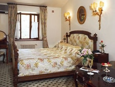 Room at Le Moulin de Mougins, Mougins, FR