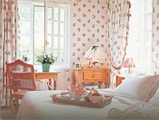 Room at La Chaumiere, Vasouy, FR