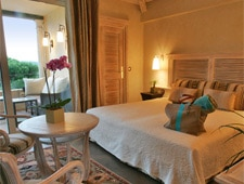 Room at Chateau de la Messardiere, Saint Tropez, FR