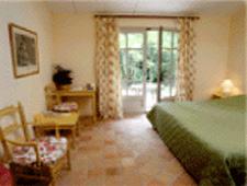 Room at Chateau de la Pioline, Aix en Provence, FR