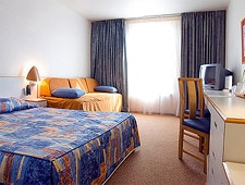 Room at Hotel Novotel Aix-en-Provence Beaumanoir Les 3 Sautets, Aix en Provence, FR