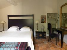 Room at L'Oustau de Baumaniere, Les Baux de Provence, FR