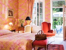 Room at Le Choiseul, Amboise, FR