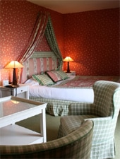Room at Chateau de Sully, Bayeux, FR