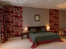 Room at Les Hautes Roches, Rochecorbon, FR