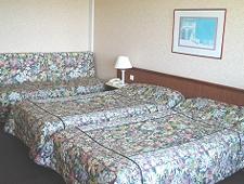 Room at Hotel de l'Europe, Dieppe, FR