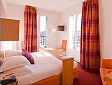 Room at Best Western Art Hotel, Le Havre, FR
