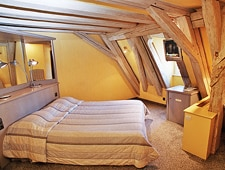 Room at Hotel Beaucour, Strasbourg, FR