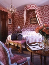Room at Chateau de l'Ile, Ostwald, FR