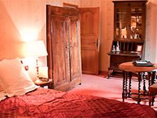 Room at Abbaye de Villeneuve, Les Sorinières, FR