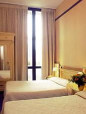 Room at Hotel des Quatre Soeurs, Bordeaux, FR