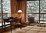 Room at Byblos des Neiges, Courchevel, FR