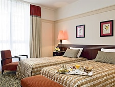 Room at Mercure Centre Plaza, Biarritz, FR