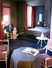 Room at Hotel de France, Auch, FR