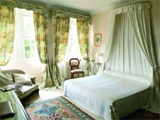Room at Chateau de Roumegouse, Rignac, FR