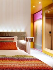 Room at Hotel Missoni Edinburgh, Edinburgh, GB