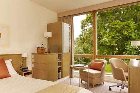 Room at Hilton Garden Inn Birmingham Brindleyplace, Birmingham, England