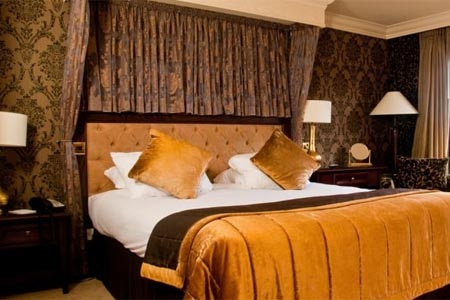 Room at Billesley Manor Hotel, Warwickshire, GB