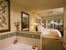 Room at Marriott's Waiohai Beach Club, Koloa, HI