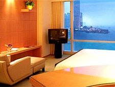 Room at Grand Hyatt Hong Kong, Hong Kong, HK